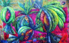 Miro Wrobel... Australian painter