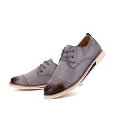 Luxury Brand Shoes Breathable Hip Hop Casual Faux Genuine Leather Stitching Vintage Shoes Sapatos Schoenen Los Zapatos Formal