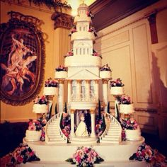 My Fairytale Wedding Cake