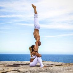 yoga beyond - acro yoga
