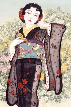 Art by Kisho Tsukuda 佃喜翔