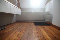 Zdjęcie nr 2 w galerii łazienka w drewnie – Deccoria.pl