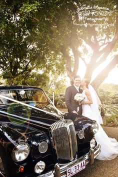 Chelsea & Michael Wedding Car Hire, Our Wedding, Antique Cars, Chelsea, Weddings, Vintage Cars, Wedding, Marriage, Chelsea Fc