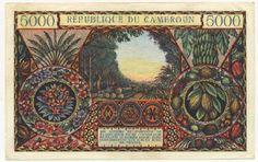 CameroonP95000-Francs1961