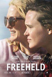 Freeheld Poster  Director: Peter Sollett Writer: Ron Nyswaner (screenplay) Stars: Julianne Moore, Ellen Page, Steve Carell