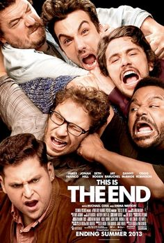 "Poster de ""This is the End"""