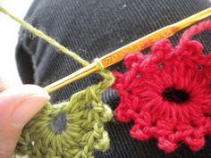 "Harujion Design: Crochet Tutorial / ""Ready for Spring"" Garland"