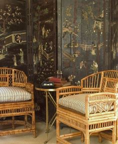 TG interiors: A Bamboo Dresser
