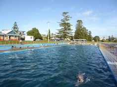 Shellharbour's fantastic 50m Beverley Whitfield pool