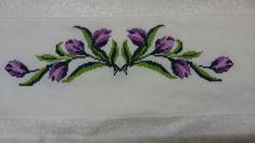 Cross Stitch, Crafts, Cross Stitch Patterns, Towels, Punto De Cruz, Dots, Napkins, Manualidades, Seed Stitch