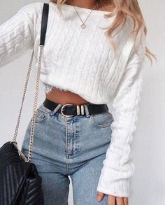 45 Trending Fall Fashion Outfits Inspiration Ideas 2018 You Will Totally Love - Damen Mode 2019 Fall Fashion Outfits, Fall Fashion Trends, Mode Outfits, Look Fashion, 90s Fashion, Autumn Fashion, Fashion Mode, Womens Fashion, Fashion Ideas