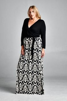 """""""Ready Ornate, Here I Come"""" in a stunning baroque print maternity maxi dress. This wrap front printed dress is a show stopper, take our word for it! Cheap Maternity Clothes, Plus Size Maternity Dresses, Maternity Dress Outfits, Maternity Dresses For Baby Shower, Plus Size Summer Dresses, Plus Size Formal Dresses, Maternity Maxi, Pregnancy Fashion Winter, Cheap Cocktail Dresses"""