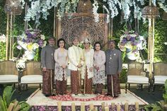 """Indonesia has a great cultural aspect. It reflects in every wedding that we had created. It is javanese, sundanese, palembangnese or many others, we…"""