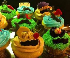 Cupcakes y Galletas - Somos... Tu Bizcocho Cupcakes, Desserts, Food, Pound Cake, Cookies, Meal, Cupcake, Deserts, Essen