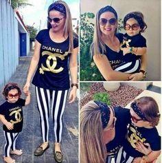 Bonjour tout le monde !  Lorsqu'on a une petite fille ou un bébé, on adore faire des folies et l'habiller de façon fashion ! Vous pouvez même vous habille