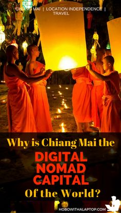 Why do digital nomads flock Chiang Mai? Here's just some of the reasons why: ? House Sitting, Thailand Travel Tips, Asia Travel, Travel Advice, Travel Articles, Travel Hacks, Budget Travel, Places To Travel, Travel Destinations