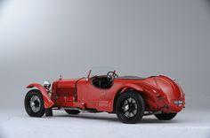 1932 Alfa Romeo 8C-2300 Spyder