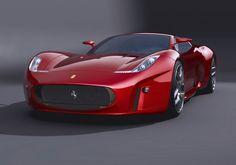 concept cars | 3d Concept Art Tags Andrus Ciprian Car Ferrari F80