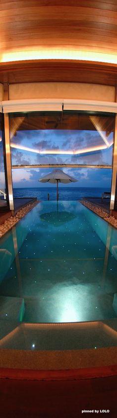 HUVAFEN FUSHI...Maldives   LOLO