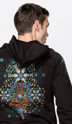 https://indiastyle.ru/men-jackets/product/reglan-globalnoe-prosvetlenie Мужской реглан GoaBoom с флюрными люминесцентными принтами - мандала, медитация, PSY 5180 рублей