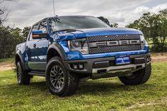 2014 Ford F150 SVT Raptor ready for some beast mode fun. #FordRaptor