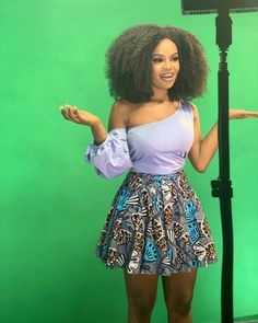 24 Gorgeous Ankara Designs For Young Beautiful Ladies 2020 African Print Skirt, African Print Dresses, African Print Fashion, Africa Fashion, African Prints, African Fabric, Short African Dresses, Latest African Fashion Dresses, Ankara Fashion