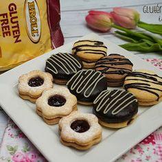 Kakaós csiga RIZSLISZTBŐL // Cocoa rolls with rice flour   Gluténmentes élet Pizza Croissant, Sugar Art, Cocoa, Naan, Paleo, Gluten Free, Cookies, Desserts, Recipes