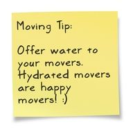 #moving #tip     This sticky note courtesy of @Pinstamatic (http://pinstamatic.com)