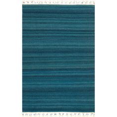 Part of the Magnolia Home Collection by Joanna Gaines, the Mikey Rug delivers durability and style to any room. Hand-woven of 100% wool, it features a classic striped design and detailed fringe. Plus, it looks great under any number of Pier 1 pieces.