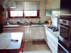 #Villasingola #Massa A81, ampia #cucina con bagno/dispensa.
