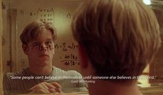 Good Will Hunting Taught Me 12 Things About Navigating College