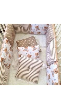 Светлана Тканечкина Baby Bedroom, Baby Boy Rooms, Baby Cribs, Quilt Baby, Sewing For Kids, Baby Sewing, Baby Bumper, Baby Pillows, Crib Bedding