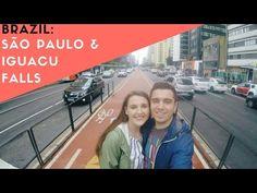VIDEO: Brazil Part 1 - SÃO PAULO & IGUACU FALLS   Maeve Waite