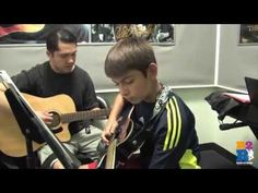Ethan B is Bach to Rock's Student of the Month for June 2014. He attends B2R McLean in Virginia. Ethan knows how to play both guitar and piano. Daniel Rodriguez is his instructor for private guitar lessons. https://www.b2rmusic.com/