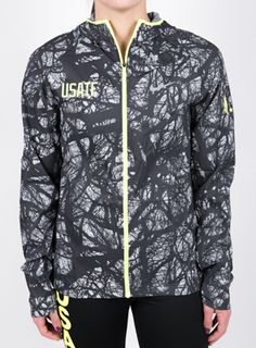 07795ad3ac Nike USATF Women s Enchanted Impossibly Light Jacket Team Gear