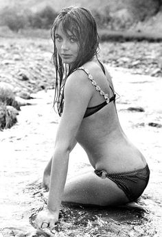 LESLEY ANN DOWN  UK...british model turned actress who has done work in films and tv on both sides of the pond.