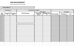 Best Program Management Plan Template Images On Pinterest - Program management plan template