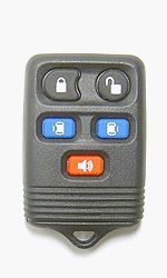 Keyless Entry Remote Fob Clicker for 2003 Ford Windstar With Do-It-Yourself Programming by Ford. $19.69. Price INCLUDES programming instructions for training the vehicle to recognize the remote. This remote will only operate on vehicles already equipped with a keyless entry system.. Save 48%!