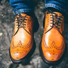 We launched our Robinson footwear brand in 2009. The Andrew Jackson in whiskey calf was the first style in the collection and remains a strong favourite with our customers. Shop our exclusive own brand in-store and online. #robinsonsshoes #mensshoes #brogues #irishbrogues New Shoes, Men's Shoes, Dress Shoes, Battle Of New Orleans, Andrew Jackson, Shoe Tree, Goodyear Welt, Oxblood, Types Of Shoes