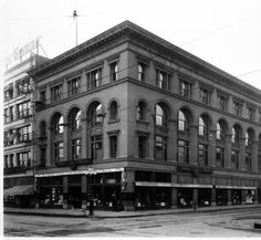 Peery Building, 5th & Broadway, Los Angeles. :: Photographs