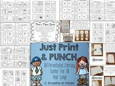 Print & Punch! A Yea