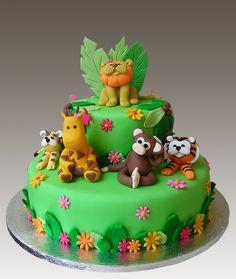 Jungle Cake | Flickr - Photo Sharing!