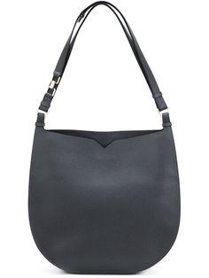 VALEXTRA 'Havana' Shoulder Bag. #valextra #bags #shoulder bags #leather #