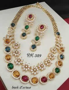 Diamonds Jewellery Available at for booking msg on Diamond Jewelry, Gold Jewelry, Jewelry Box, Jewelry Accessories, Jewelry Necklaces, Latest Jewellery, Stone Necklace, Indian Jewelry, Crystal Rhinestone