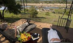 7 nights at a Game Reserve