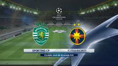 live football streaming hd | UEFA Champions League | FCSB VS Sporting CP |  live stream | 23-08-2017
