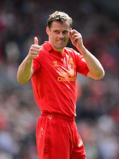 Carra at LFC vs Everton, legend.