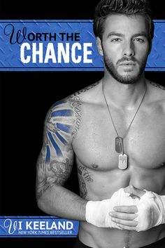 Worth the Chance (MMA Fighter, #2) by Vi Keeland