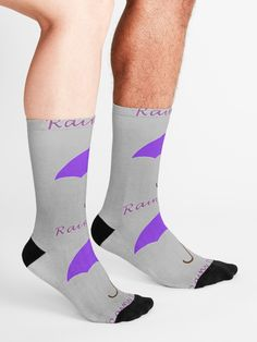 Do you like the rain ??  perfect socks gift for you your friends and your family