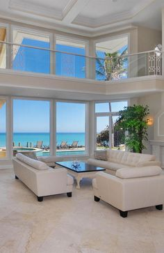 Ultra-luxurious ,oceanfront Boca estate with upscale amenities makes it easy for families to enjoy the South Florida lifestyle